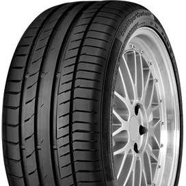 Foto pneumatico: CONTINENTAL, CSC 5 CS SUV VOL XL 235/55 R19 105V Estive