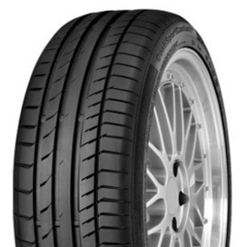Foto pneumatico: CONTINENTAL, SP. CONTACT 5 235/50 R18 97W Estive