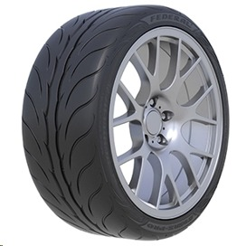 Foto pneumatico: FEDERAL, 595 RS-PRO XL (SEMI-SLICK) 255/35 R19 96Y Estive