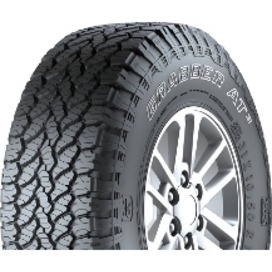 Foto pneumatico: GENERAL, GRABBER AT3 265/70 R16 121S Quattro-stagioni
