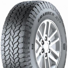 Foto pneumatico: GENERAL, Grabber AT3 245/70 R17 114T Estive