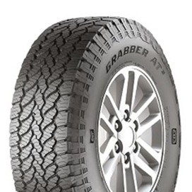 Foto pneumatico: GENERAL, GRABBER AT3 BSW 205/70 R15 106S Estive