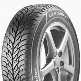 Foto pneumatico: MATADOR, MP62 ALL WEATHER EVO 195/65 R15 91H Quattro-stagioni