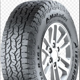 Foto pneumatico: MATADOR, MP72 IZZARDA AT2 225/70 R16 103H Estive