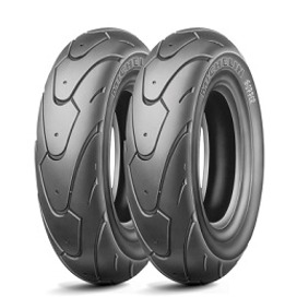 Foto pneumatico: MICHELIN, BOPPER 120/90 X10 57L Estive