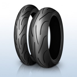 Foto pneumatico: MICHELIN, PILOT POWER 2CT 160/60 ZR17 69W Estive