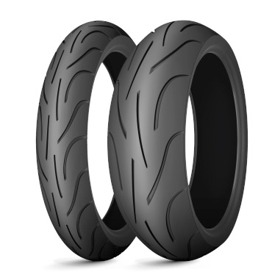 Foto pneumatico: MICHELIN, PILOT POWER 160/60 R17 69W Estive