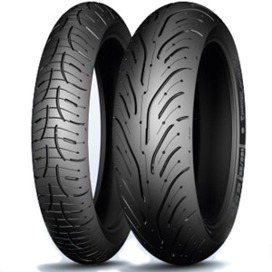 Foto pneumatico: MICHELIN, PILOT ROAD 4 190/55 ZR17 75W Estive
