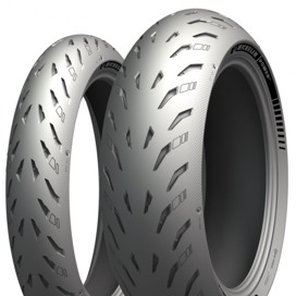 Foto pneumatico: MICHELIN, POWER 5 190/55 ZR17 75W Estive