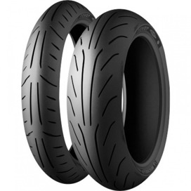Foto pneumatico: MICHELIN, POWER PURE SC 120/70 -12 58P Estive