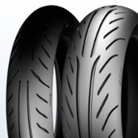 Foto pneumatico: MICHELIN, POWER PURE SC 110/70 X12 47L Estive