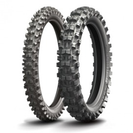 Foto pneumatico: MICHELIN, STARCROSS 5 SOFT 120/80 -19 63M Estive