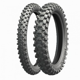 Foto pneumatico: MICHELIN, TRACKER 120/90 -18 65R Estive