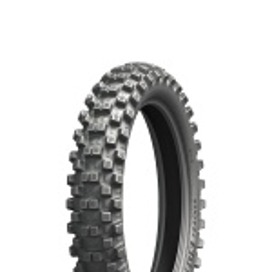 Foto pneumatico: MICHELIN, TRACKER 100/90 R19 57R Estive