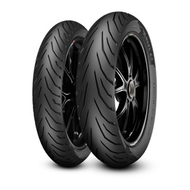 Foto pneumatico: PIRELLI, ANGEL CITY R 100/80 X17 52S Estive