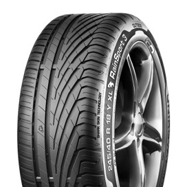Foto pneumatico: UNIROYAL, RAINSPORT 3 SSR XL 225/45 R18 95Y Estive