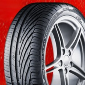 Foto pneumatico: UNIROYAL, RAINSPORT 3 FR SSR XL 225/45 R18 95Y Estive
